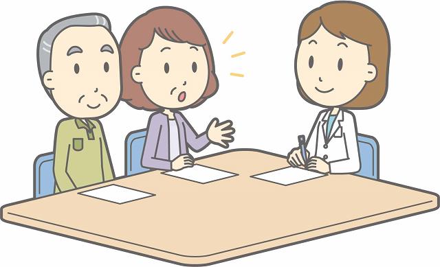 要介護認定の面談