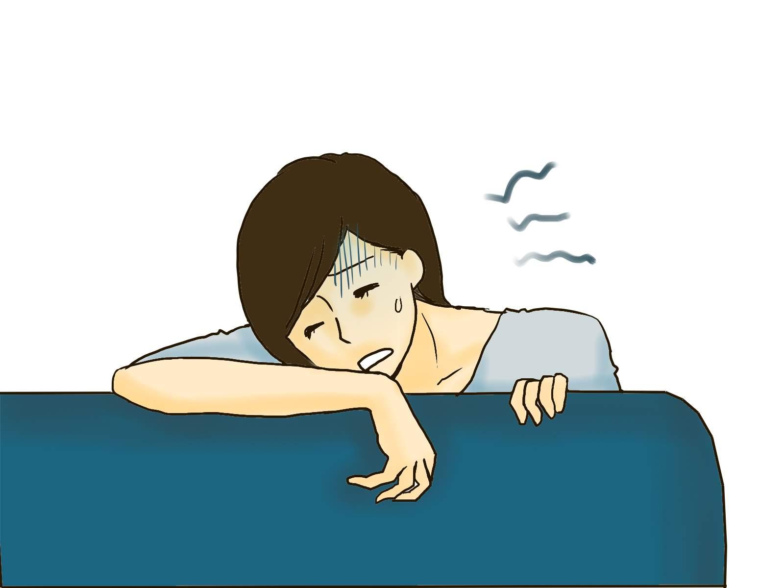 介護の疲れ
